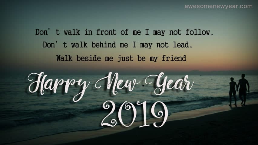 Happy New Year 2019 Images With Quotes Best Wishes Greetings And