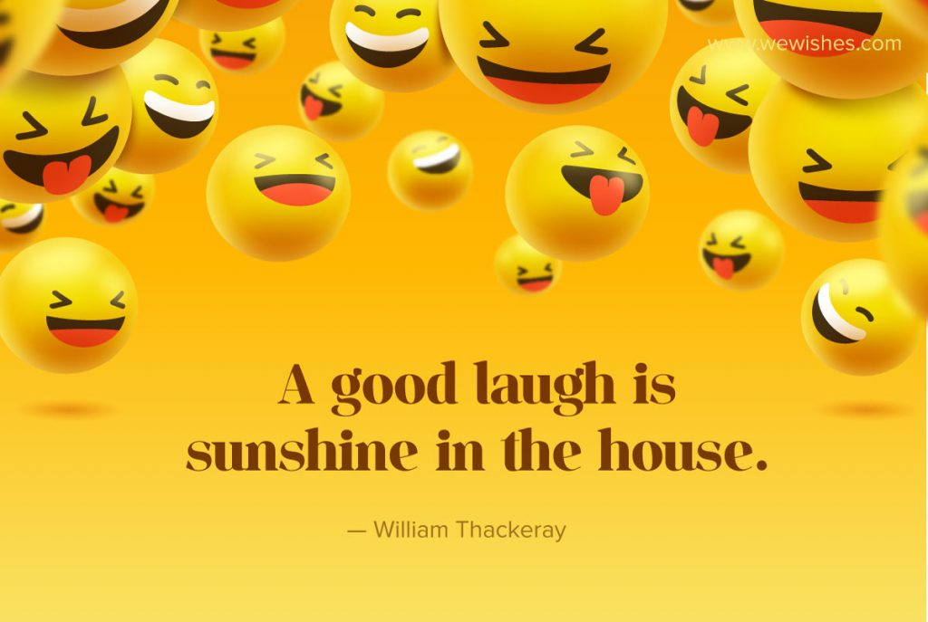 World Laughter Day 2019