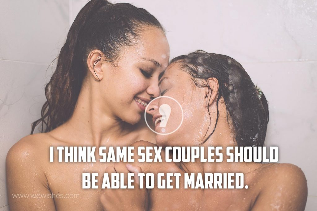 Sex Quotes married