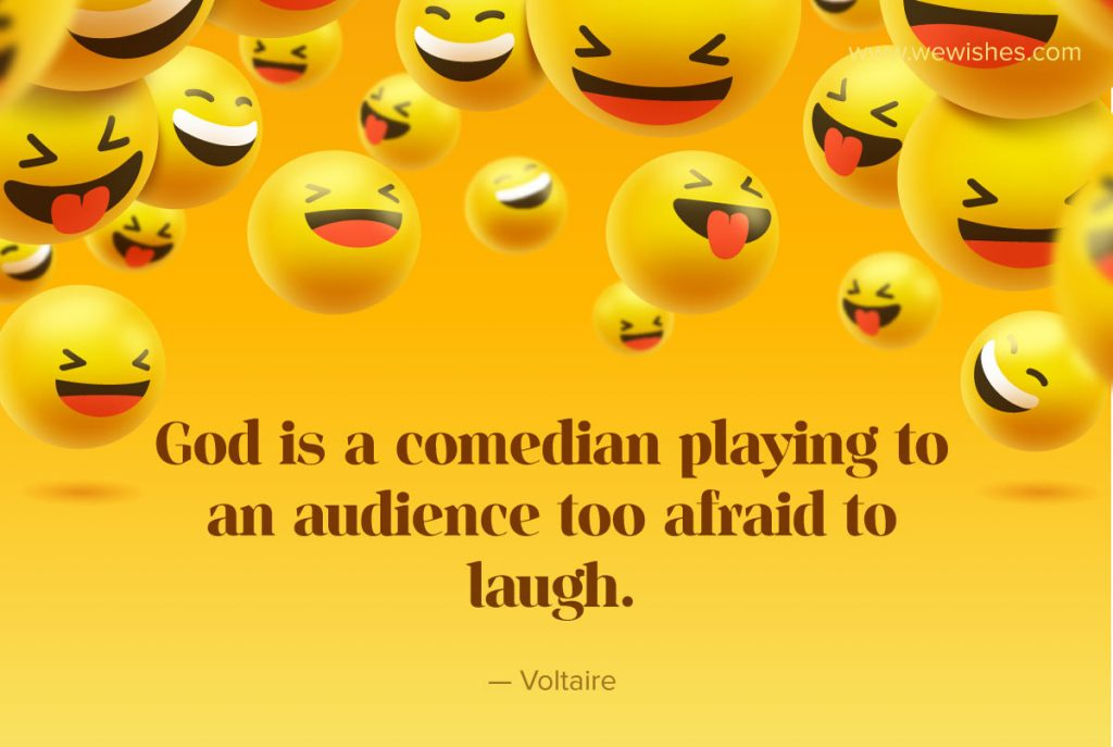 World Laughter Funny Image