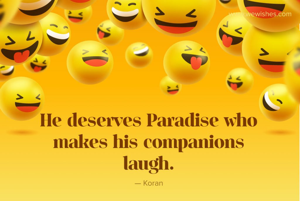 World Laughter Day Is Celebrated On