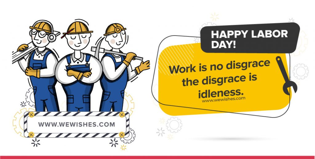 Happy labor Day Quotes, Wishes