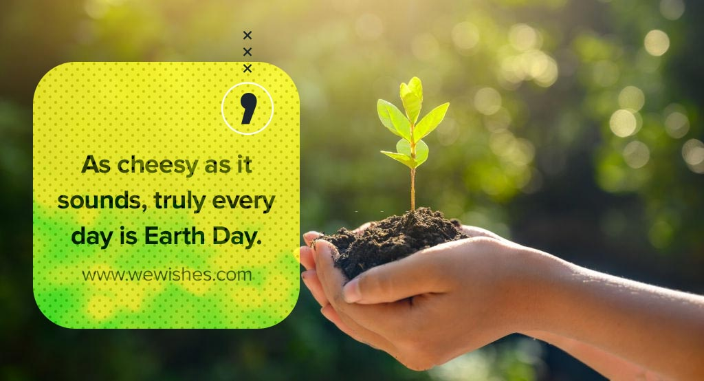 earth day image for status
