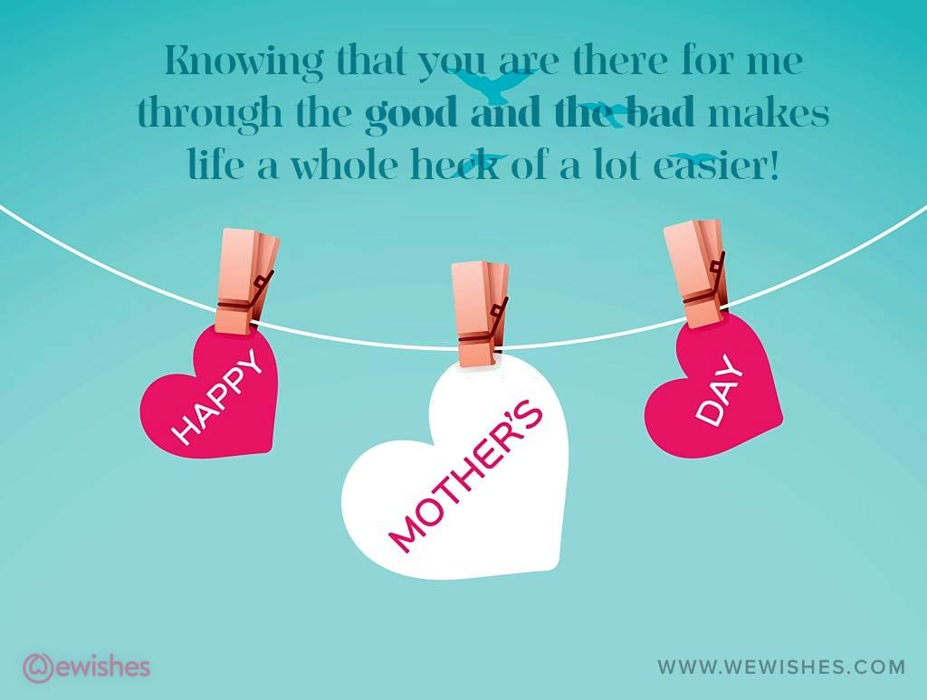 Mother's Day Wishes Messages