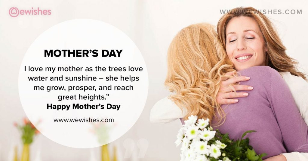 Mother's Day Wishes To Aunt