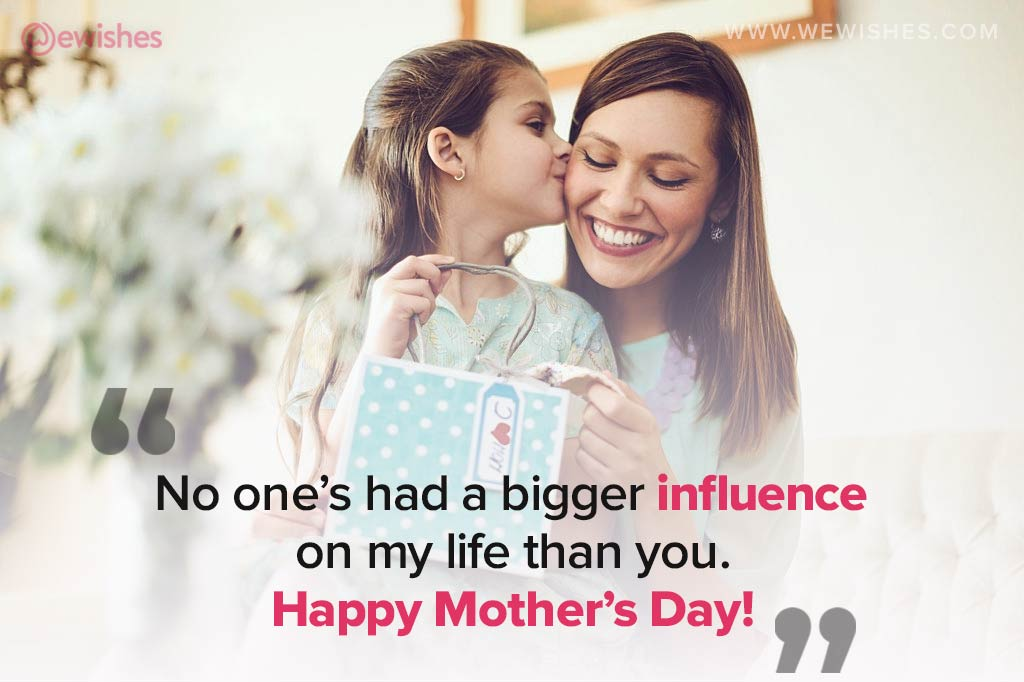 Mother's Day Wishes Wife