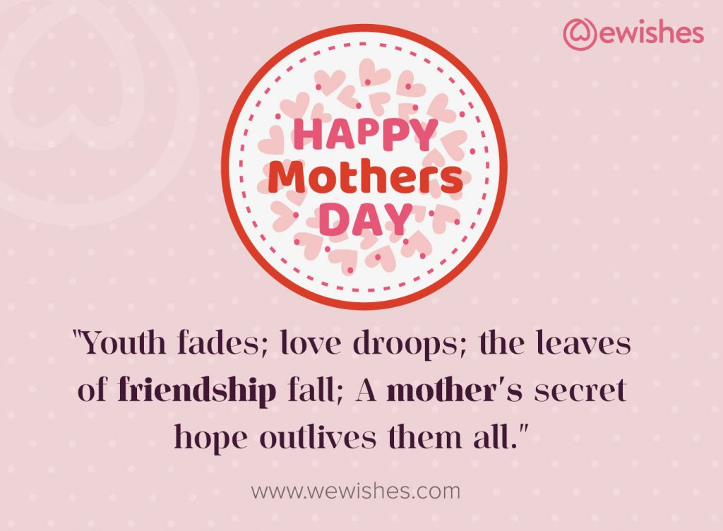Mother's Day Wishes To Friends