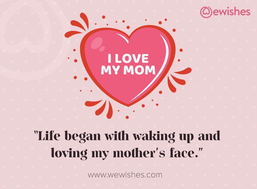 Mother's Day Wishes From Kids