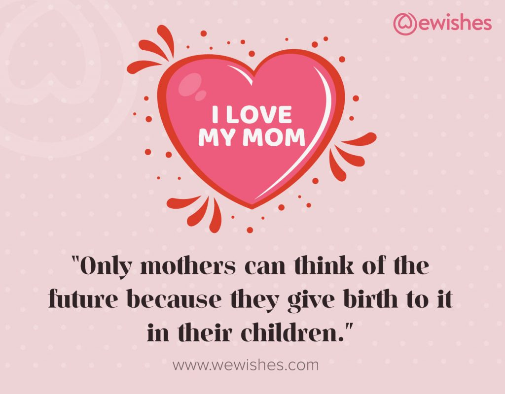 Mother's Day Wishes For Niece