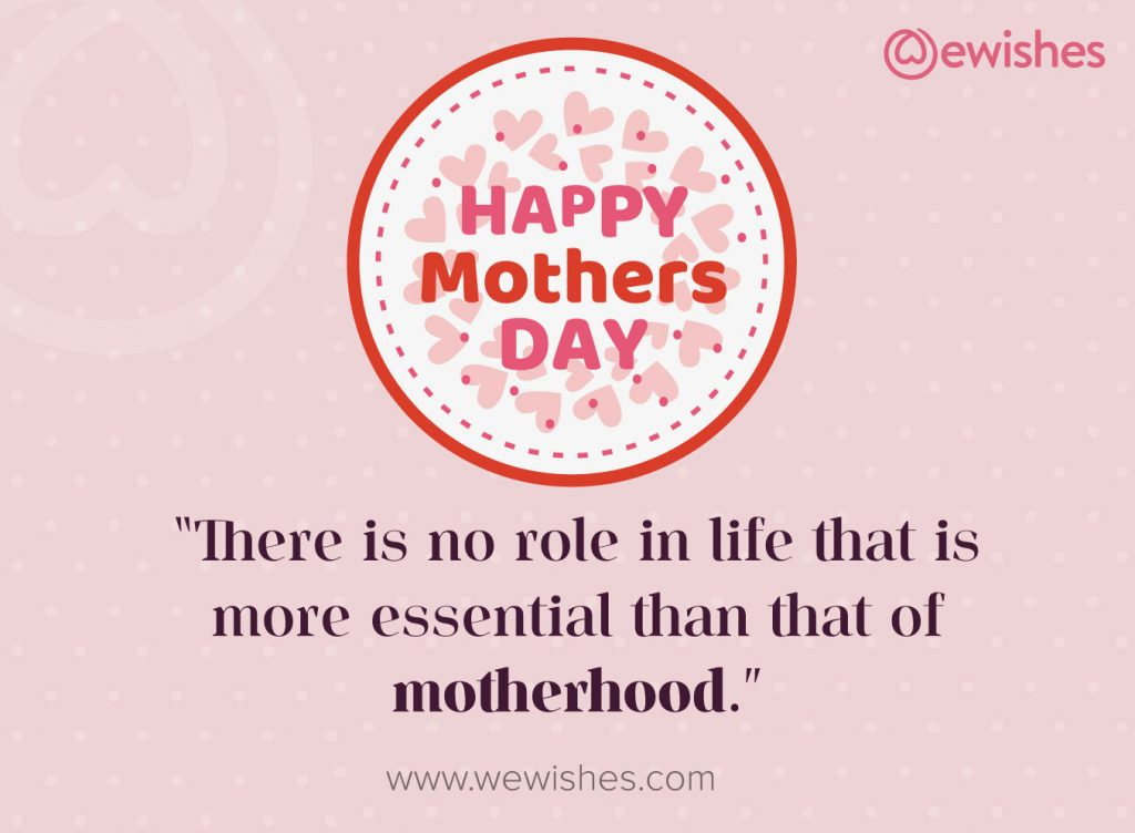 Mother's Day Wishes To Mothers
