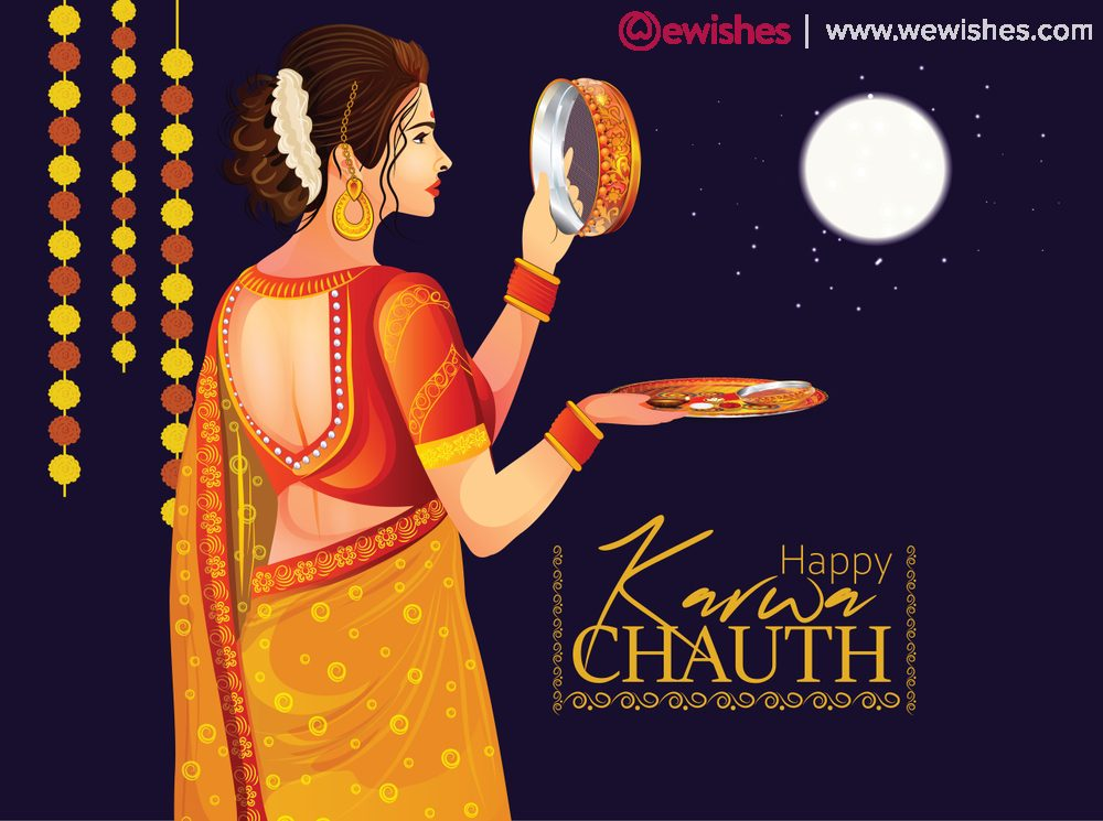 Happy Karwa Chauth Wishes, Quotes, Messages & WhatsApp Greetings