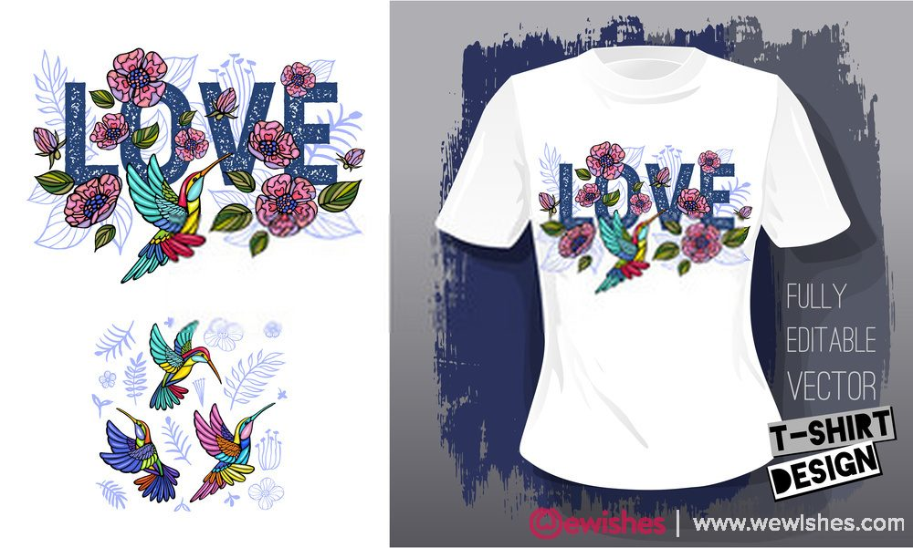 Printed Design-able T-shirt