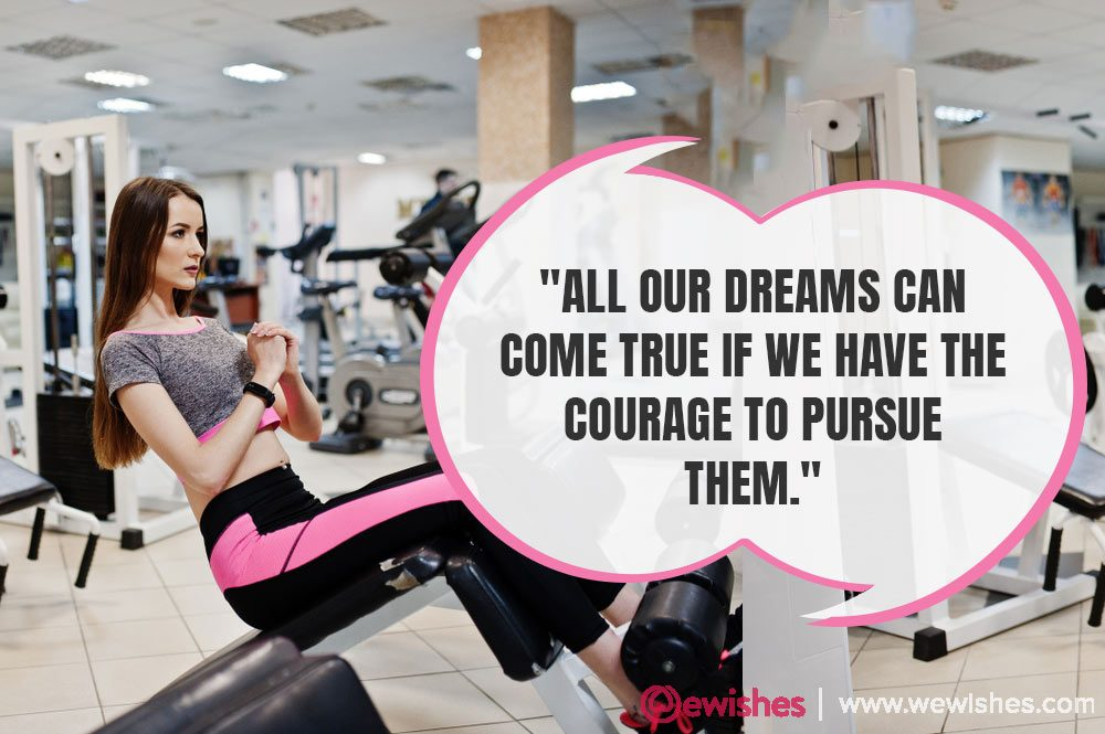 gym quotes images