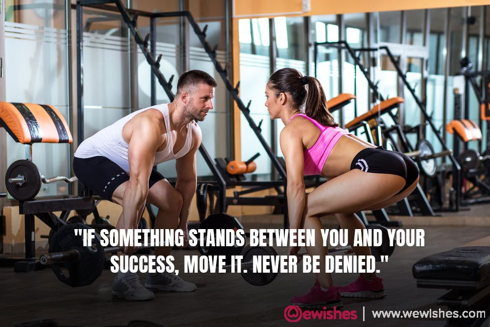 Motivation Quotes On Gym