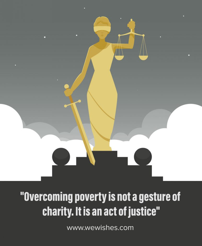 World Day for International Justice Quotes