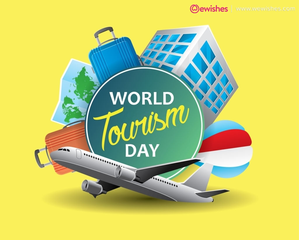 world tourism day cool posters