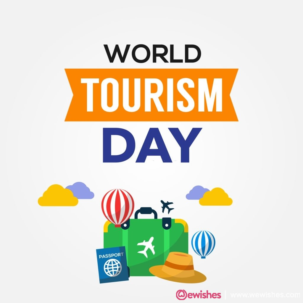World Tourism Day Poster, Quotes, Wishes