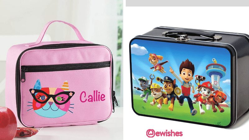 Customized Lunch Box