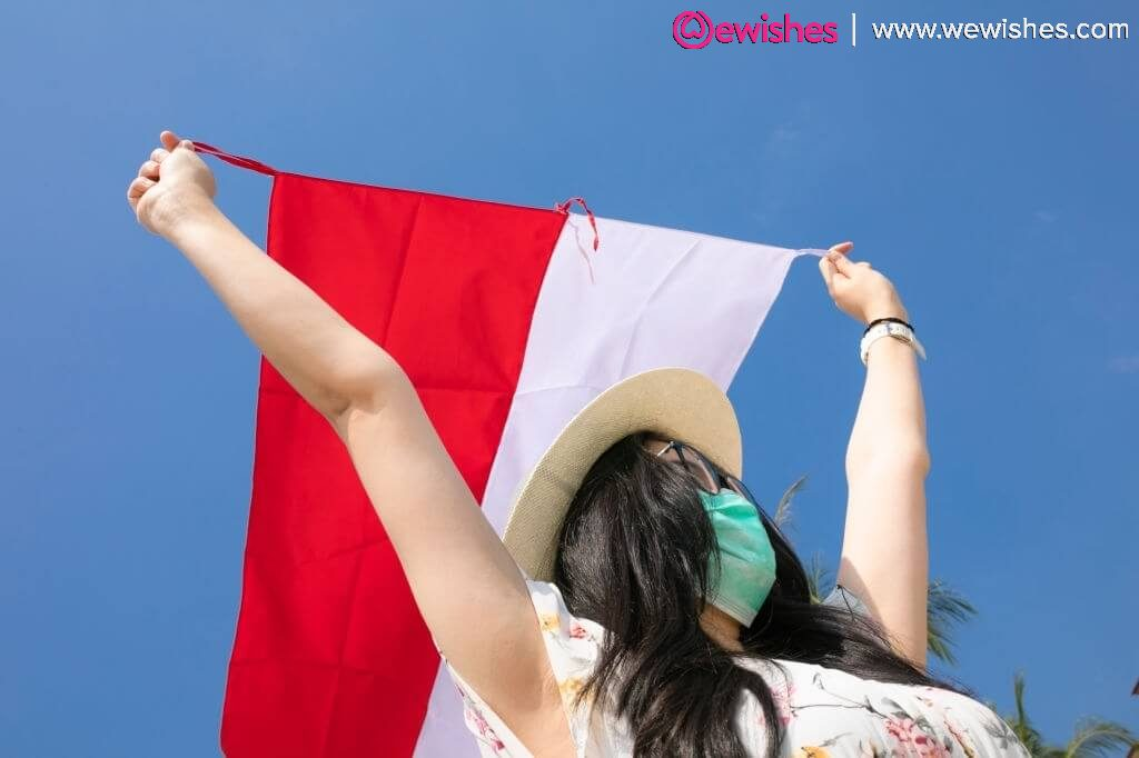 Happy Independence Day Indonesia 2020
