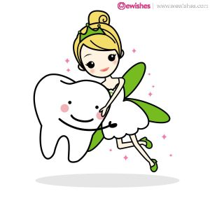 National Tooth Fairy Day 22 aug