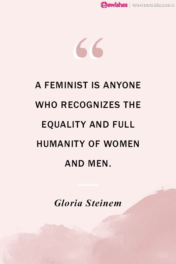 Women Equality Quotes, Instagram