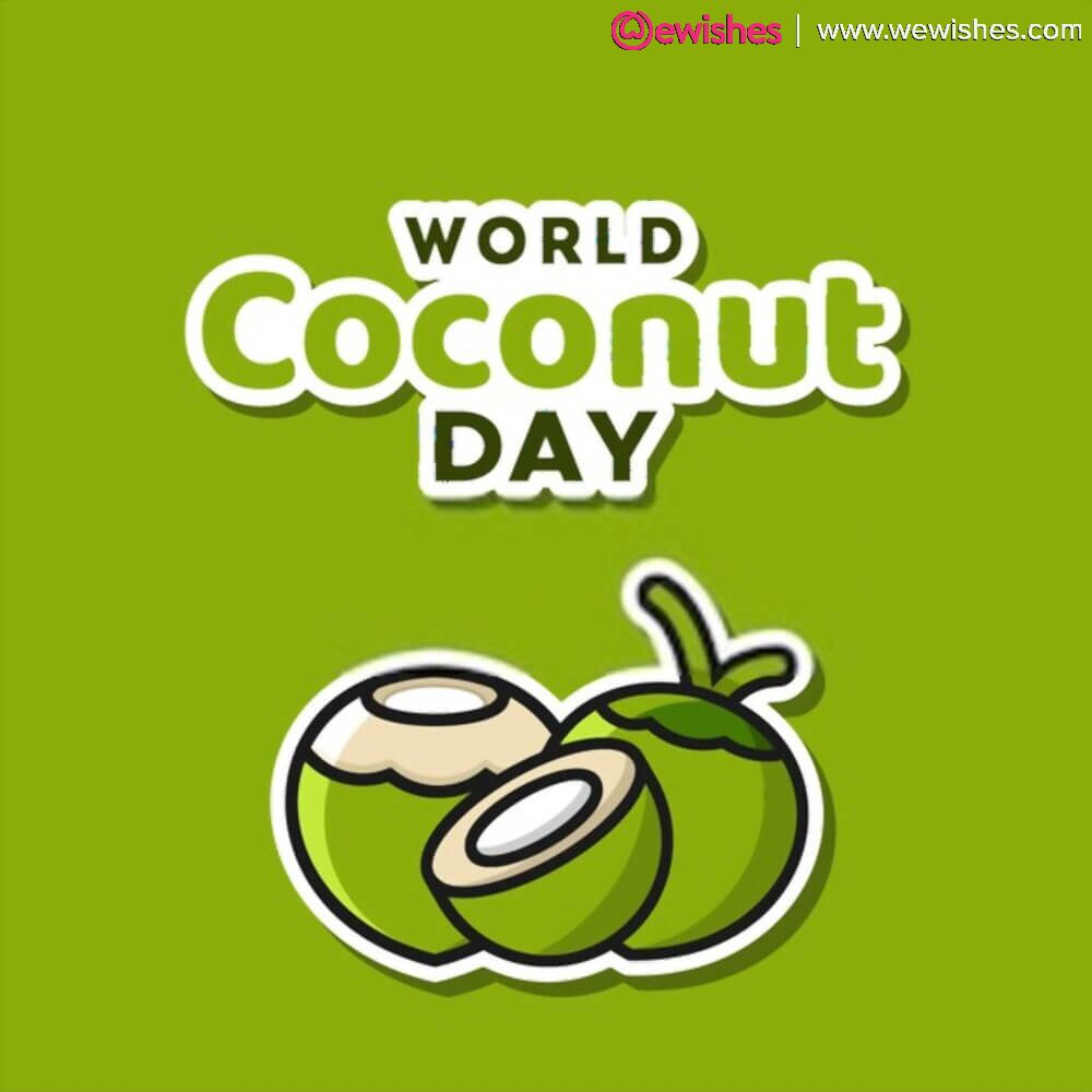 World Coconut Day Quotes 2020