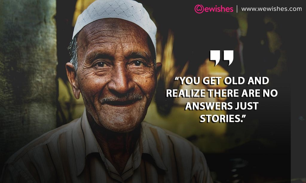 Older Persons Day Quotes