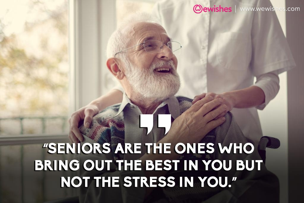 Happy International Older Persons Day 2020 Quotes