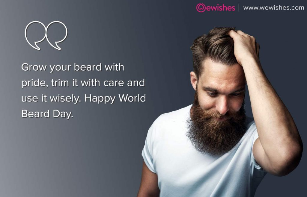 World Beard Day Quotes