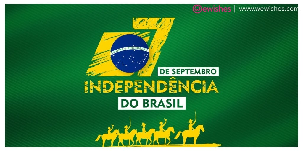 Happy Brazil Independence Day 2020