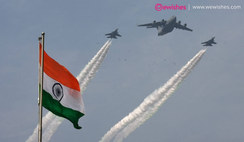 Happy Indian Air Force Day Posters