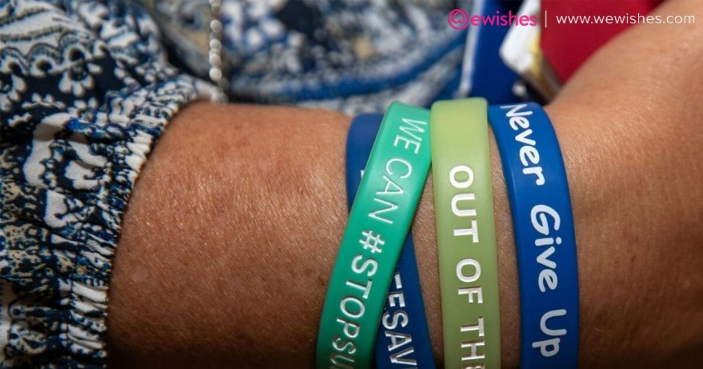 World Suicide Prevention Day, Images