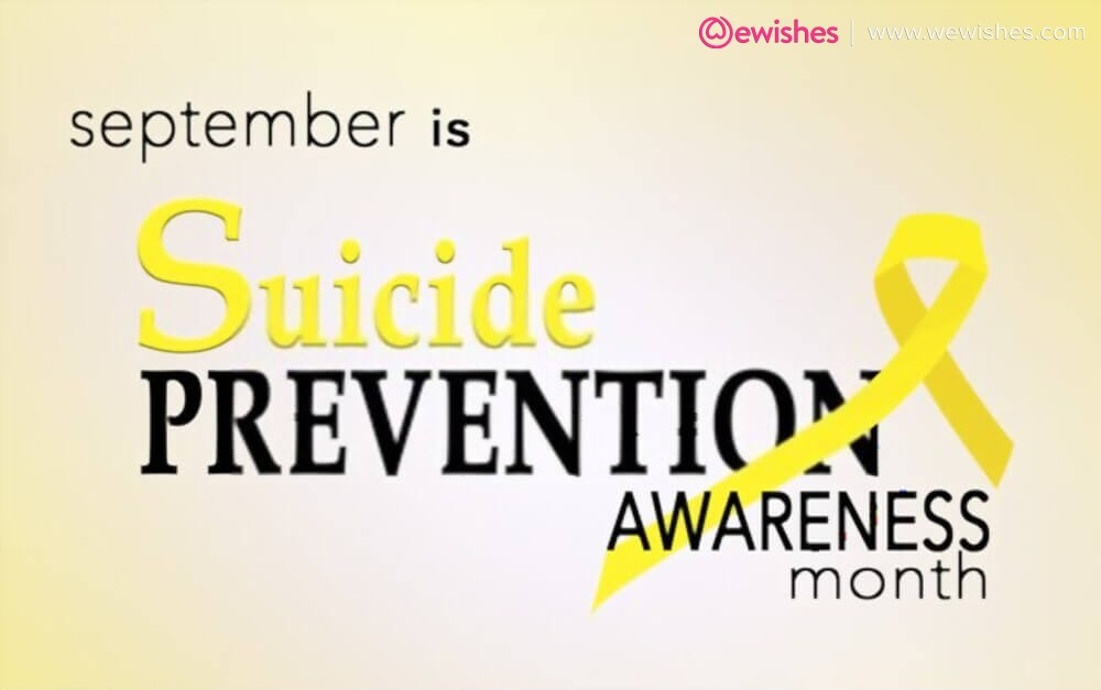 World Suicide Prevention Day Quotes