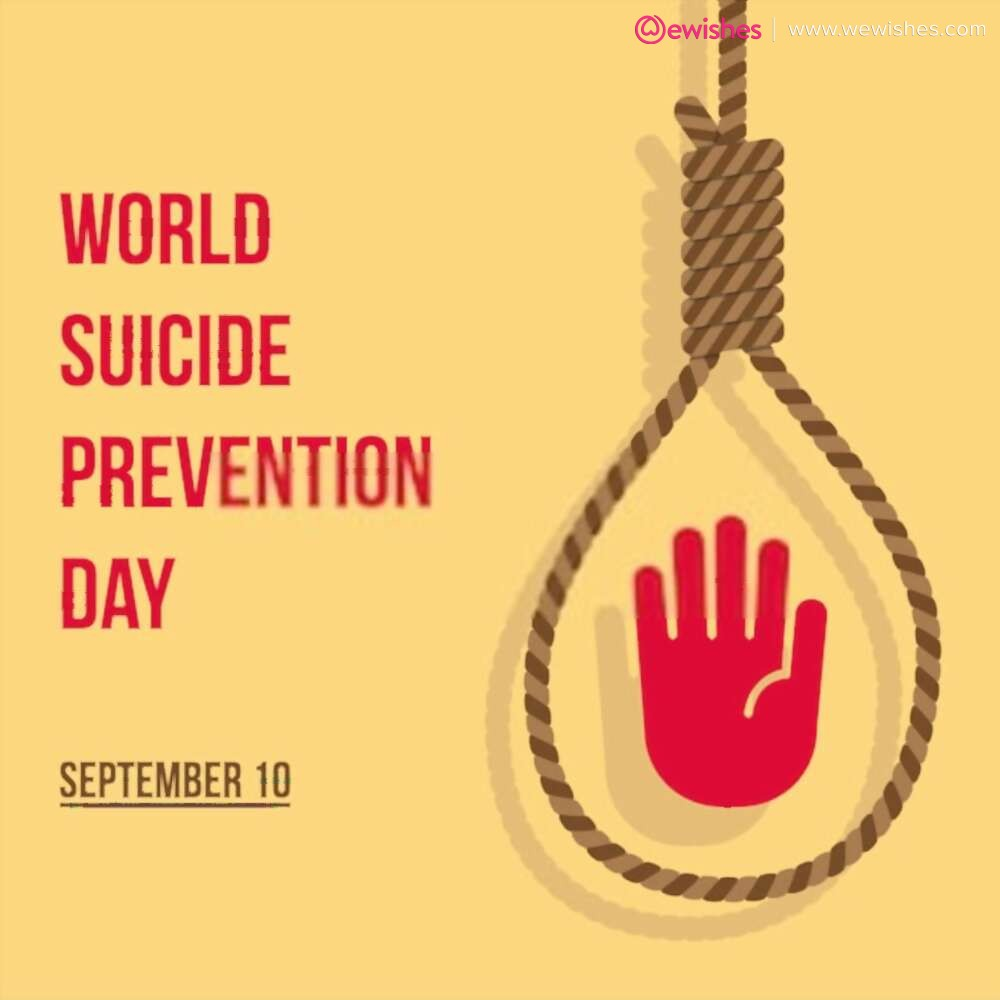 World Suicide Prevention Day Poster