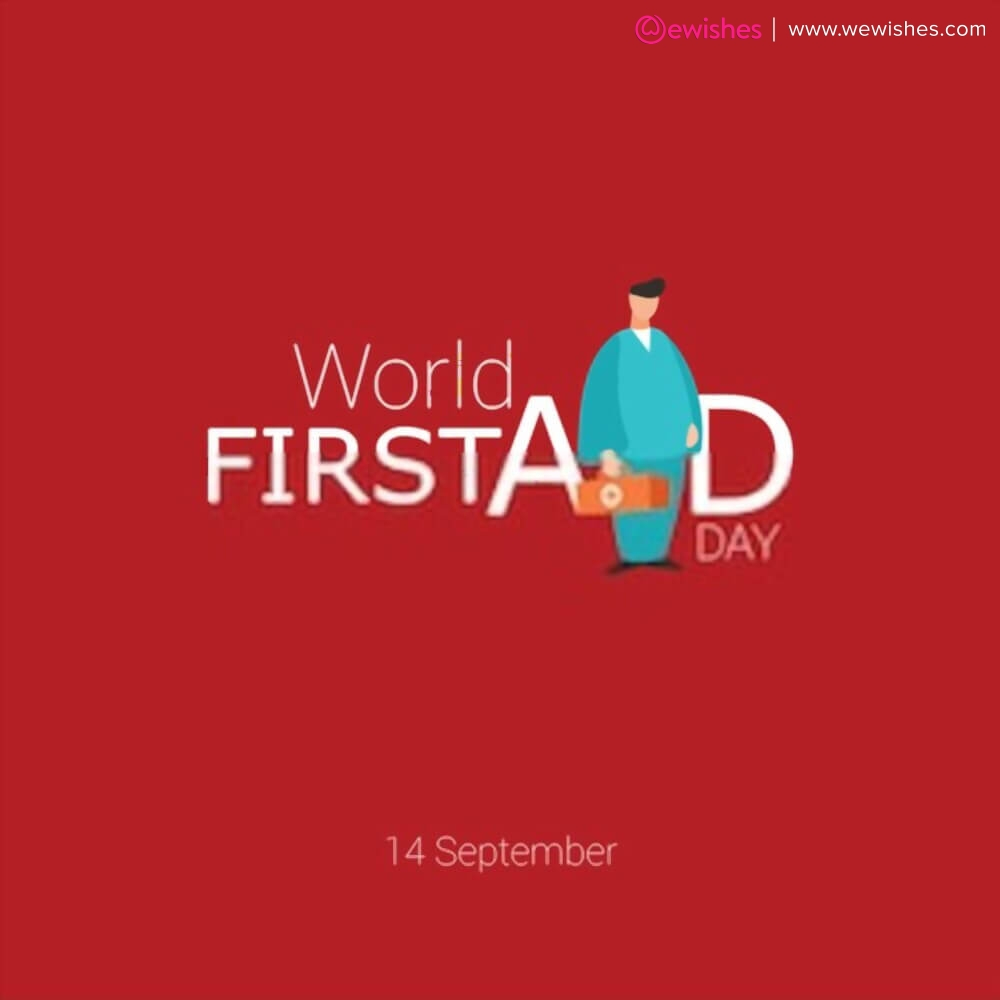 World First Aid Day 2020