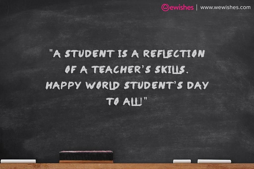 Students Day quotes images