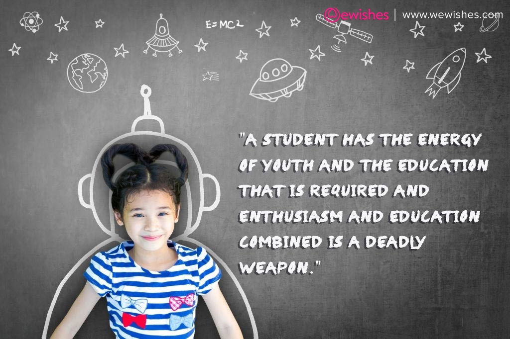 Student's Day Wishes and Images