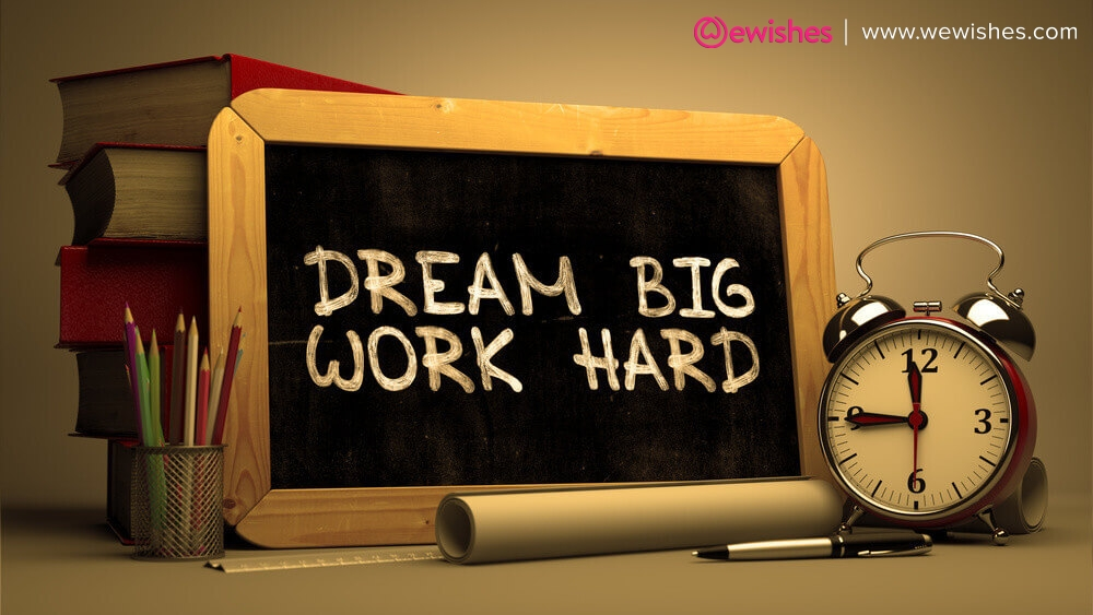 Hard Work Quotes wishes