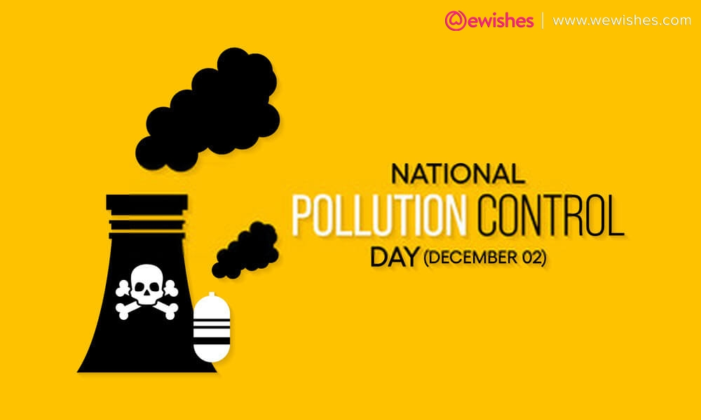 National Pollution Control Day: Messages