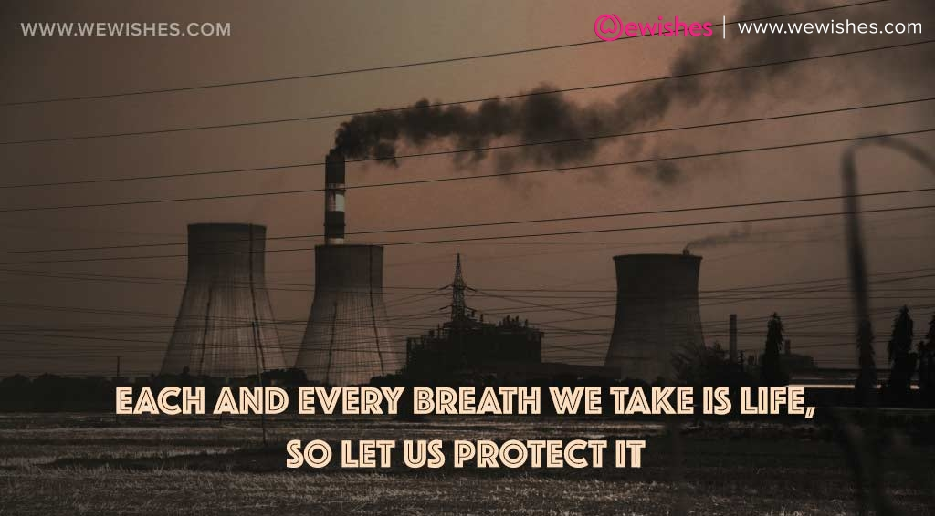 National Pollution Control Day Slogans 7