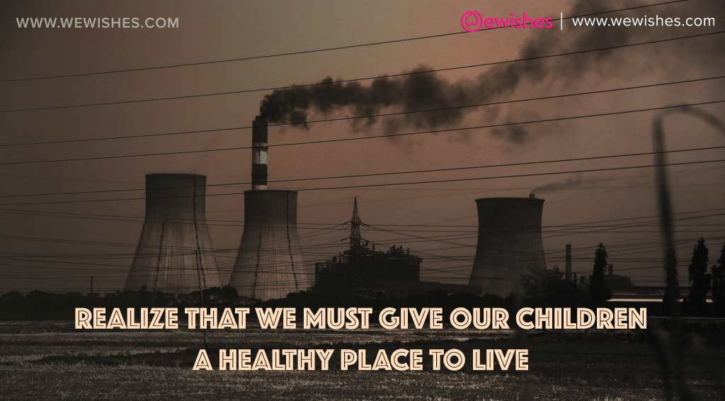 National Pollution Control Day Slogans